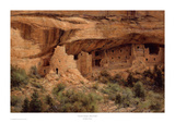 Ancient Empire, Mesa Verde Print by Robert Peters