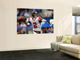 Atlanta Falcons and New York Giants: Matt Ryan Wall Mural by Matt Slocum