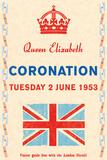 Coronation Day, 1953 Kunst