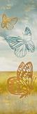 Fluttering Field II Print by Lanie Loreth