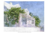 Bay Street Cottage II Print by Noah Bay