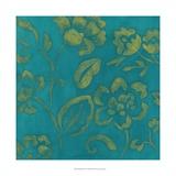 Gilded Batik III Giclee Print by Chariklia Zarris