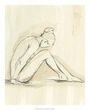 Neutral Figure Study I Posters par Ethan Harper
