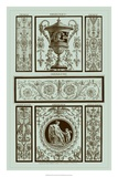 Pergolesi Panel in Celadon II Giclee Print by Michel Pergolesi