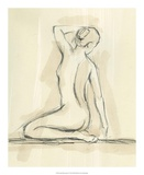 Neutral Figure Study IV Art by Ethan Harper
