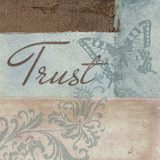 Trust Art by Elizabeth Medley