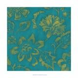Gilded Batik IV Giclee Print by Chariklia Zarris