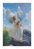 Guardian Angel Prints by Sandra Kuck