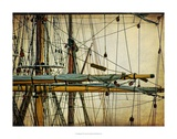 Rigging II Giclee Print by Danny Head
