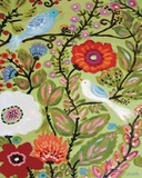 Peace Garden Prints by Laurie Fields