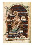 St. Matthew, 10Th Century Giclee Print