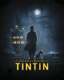 Tintin-Dock- Poster