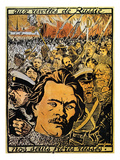 Maxim Gorki (1868-1936) Giclee Print
