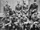 World War I: Black Troops Photographic Print