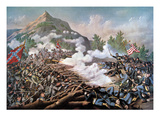 Civil War, 1864 Giclee Print by Kurz & Allison