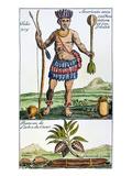 Aztec: Chocolate, 1685 Prints