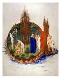 Garden Of Eden: Adam & Eve Prints