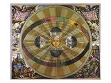 Copernican Universe Giclee Print