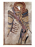 Book Of Kells: Saint Mark Giclee Print