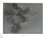 A Ballet Dancer Prints by Edgar Degas