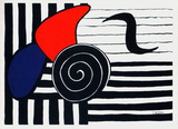 Helisse Collectable Print by Alexander Calder