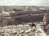 Holy Land: Jerusalem Photographic Print