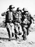 Korean War: Pork Chop Hill Photographic Print