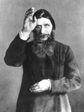 Grigori Efimovich Rasputin Photographic Print