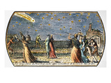 Comet Of 1812 Giclee Print