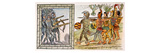 Spanish Conquest, 1520 Giclee Print