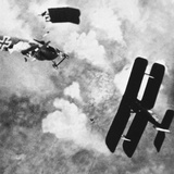 World War I: Aerial Combat Photographic Print