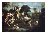 Domenichino: Diana Giclee Print by Domenichino