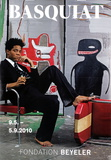 Studio Portrait Art by Jean-Michel Basquiat