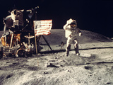 Apollo 16, 1972 Photographic Print