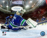 Roberto Luongo 2011-12 Action Photographie