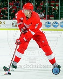 Nicklas Lidstrom 2011-12 Action Photo