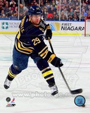 Jason Pominville 2011-12 Action Photo