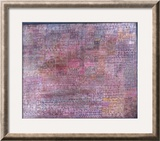 Cathedrals, 1925 Framed Giclee Print by Paul Klee