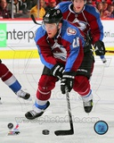 Paul Stastny 2011-12 Action Photographie