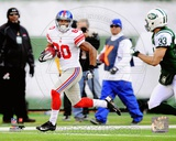 Victor Cruz 99 Yard Touchdown Catch 2011 Action Photo