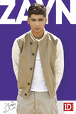 One Direction-Zayn-Colour Print