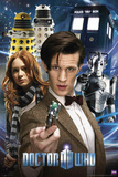 Doctor Who - Collage Prints