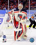 Henrik Lundqvist 2012 NHL Winter Classic Action Photographie