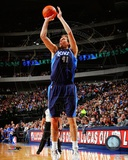 NBA Dirk Nowitzki 2011-12 Action Photo