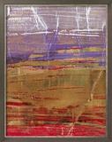 Ablaze I Poster by Elizabeth Jardine