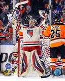 Henrik Lundqvist 2012 NHL Winter Classic Action Photo