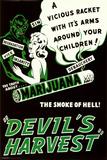 Devil's Harvest Posters