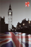 London 2012 Olympics (Big Ben - Tanya Chalkin) Posters
