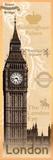 London - Vintage Prints