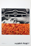 James Rosenquist - I Love You with My Ford - Poster
